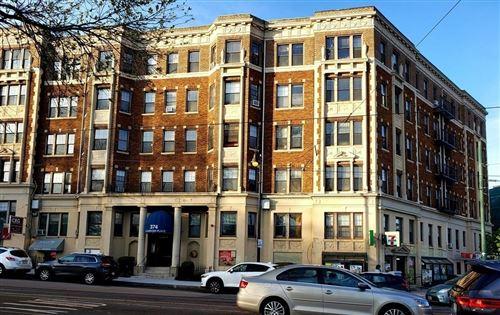 Photo of 374 Chestnut Hill Ave #31, Boston, MA 02135 (MLS # 72827379)