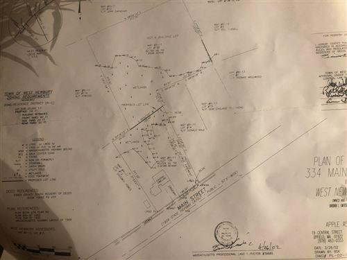 Photo of 0 Main Street, West Newbury, MA 01985 (MLS # 72843379)