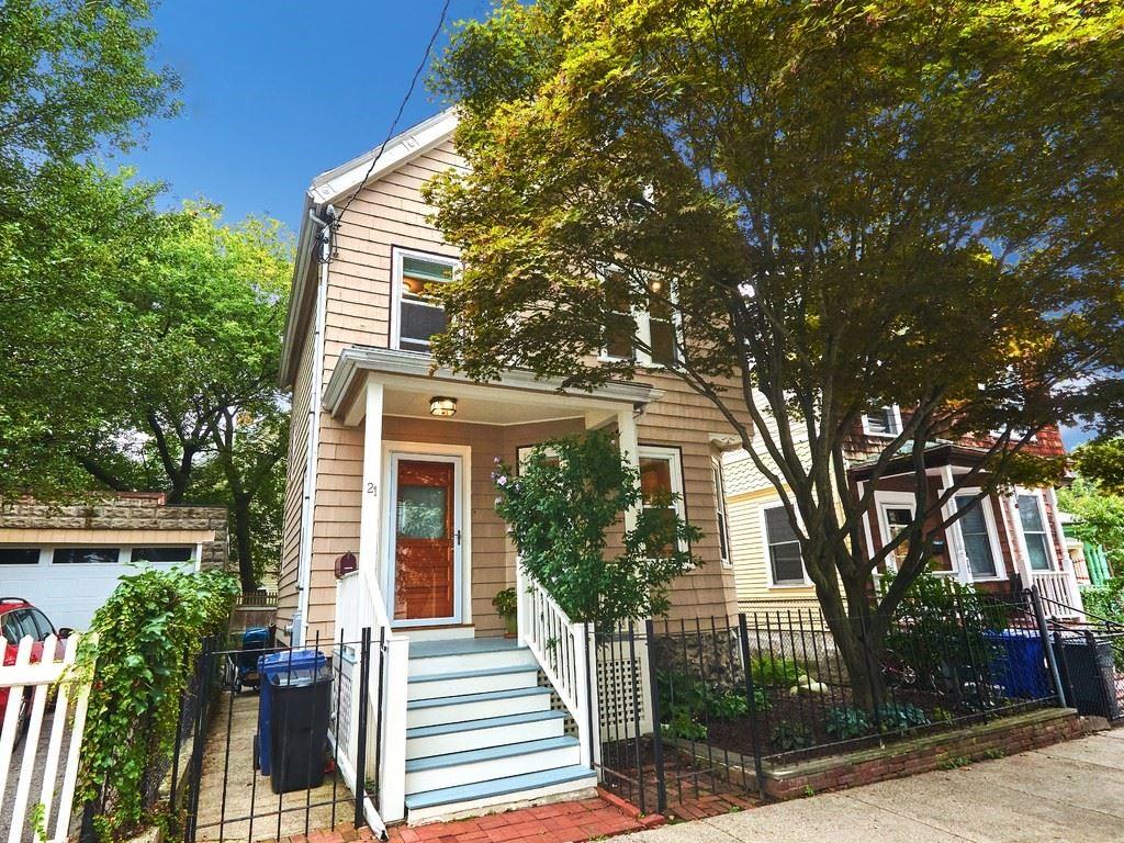 Photo of 21 Edge Hill St, Boston, MA 02130 (MLS # 72898380)