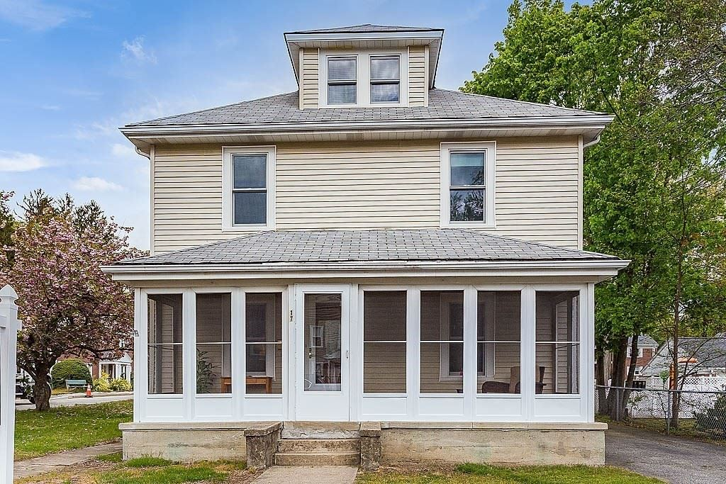 17 westley street, Winchester, MA 01890 - MLS#: 72831385