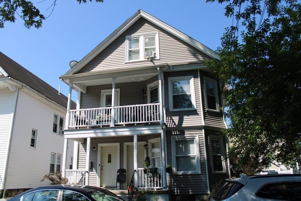31-33 Saunders St, North Andover, MA 01845 - MLS#: 72872393