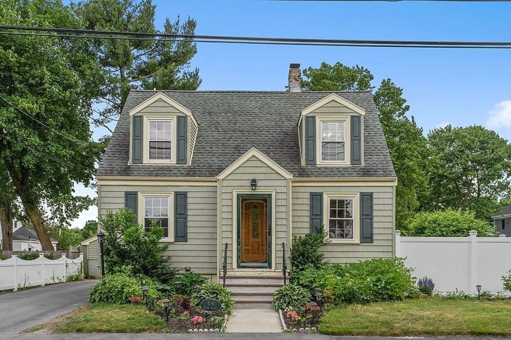 64 Forest Street, Peabody, MA 01906 - #: 72855397