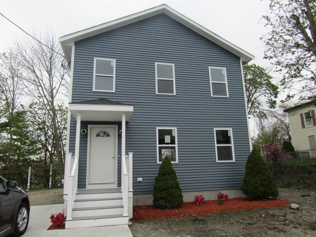 294 ROBESON STREET, Fall River, MA 02720 - MLS#: 72533400