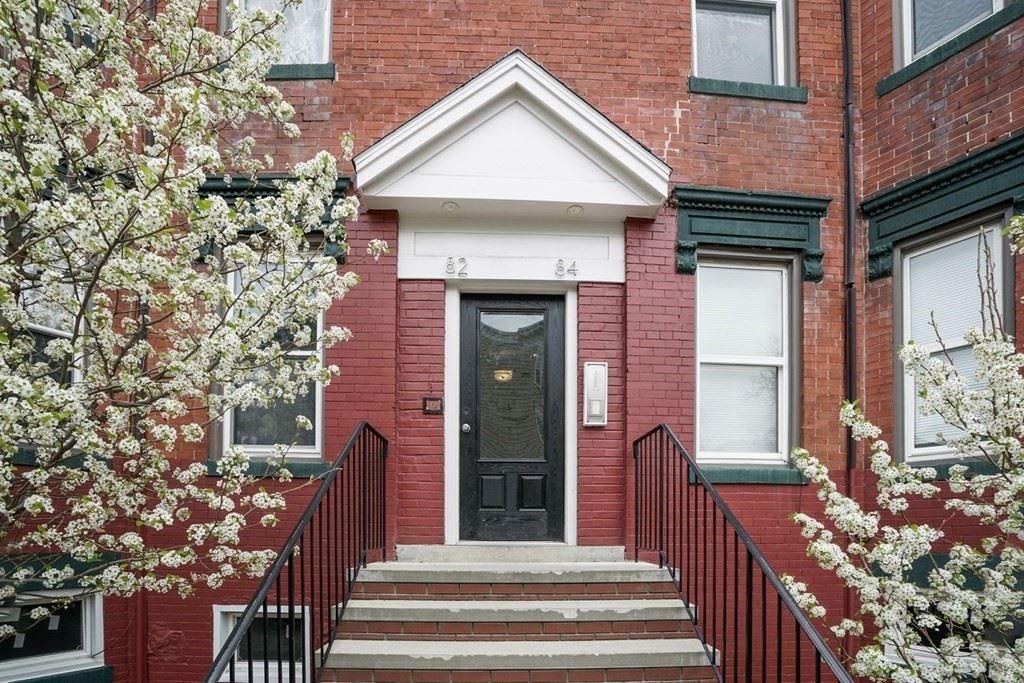 82 Shepton #1, Boston, MA 02124 - MLS#: 72814400