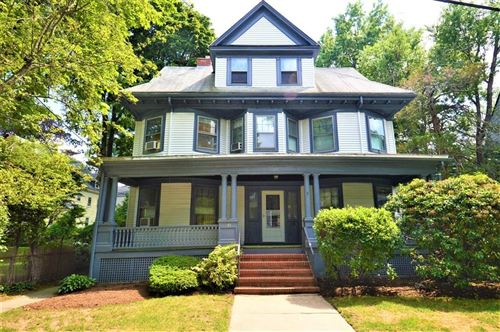 Photo of 12 Manchester Rd, Brookline, MA 02446 (MLS # 72687401)