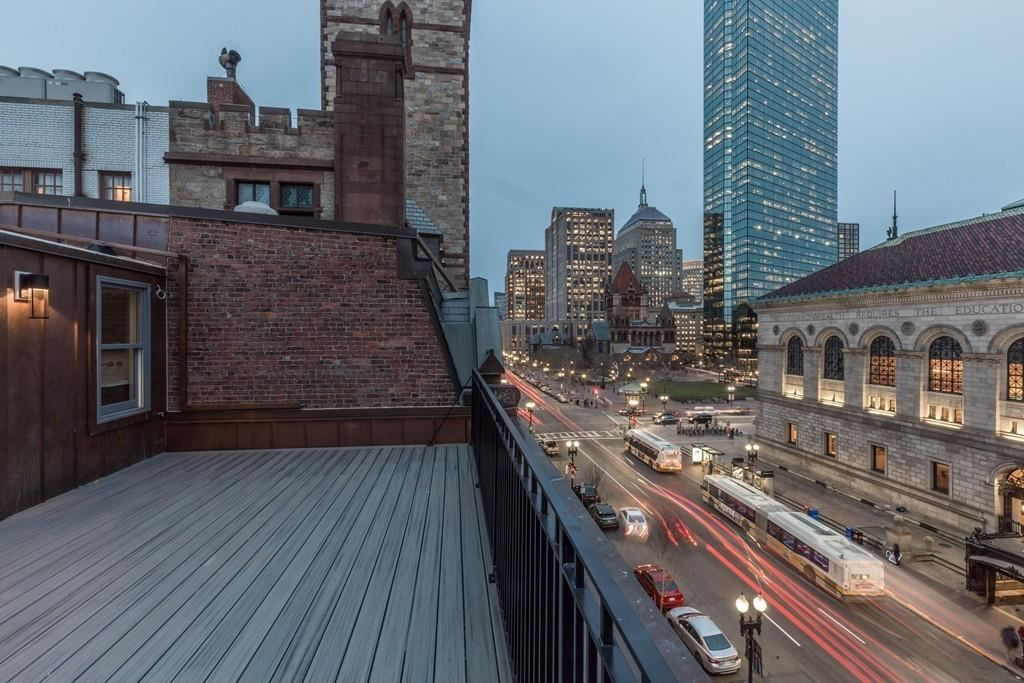 Photo of 647 Boylston St #PH 3C, Boston, MA 02116 (MLS # 72685403)