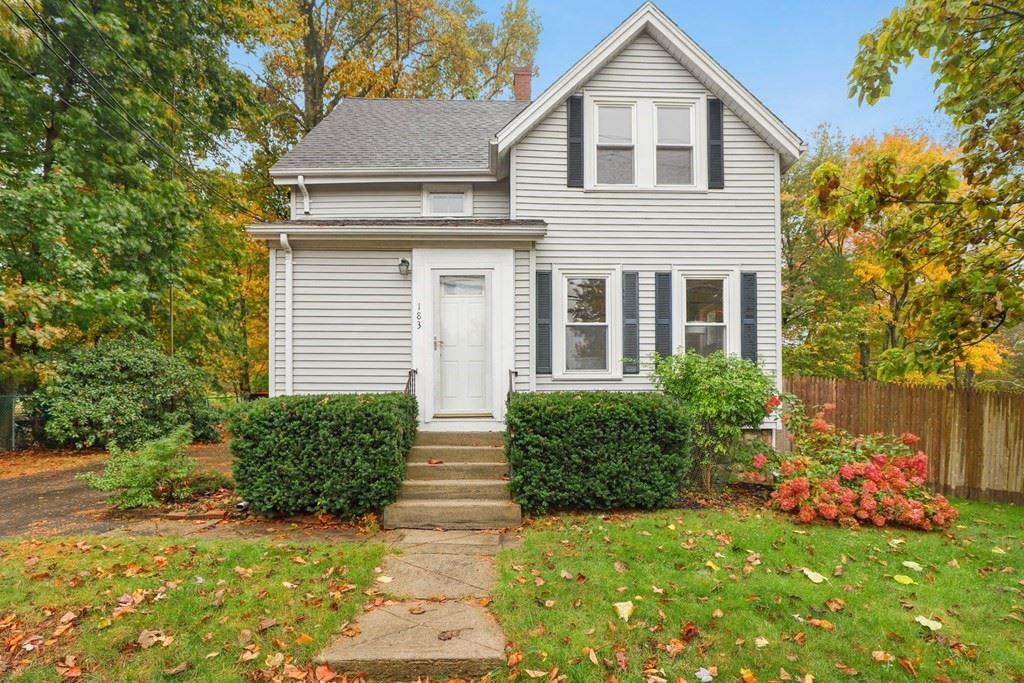 183 High Plain Street, Walpole, MA 02081 - MLS#: 72913404