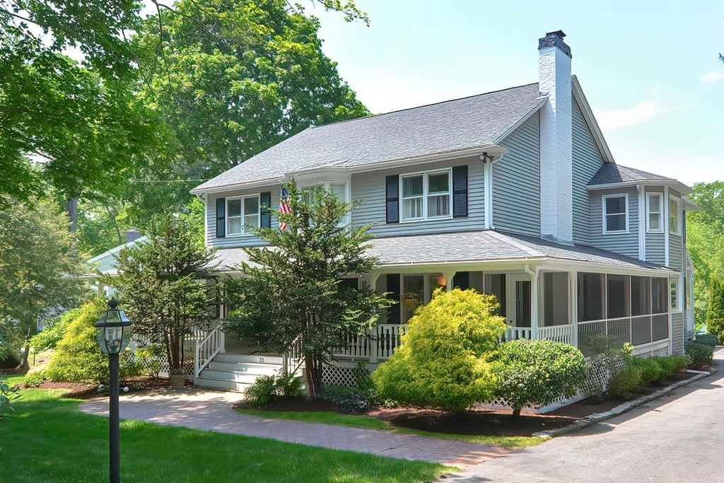 23 Abbot Street, Andover, MA 01810 - MLS#: 72845407