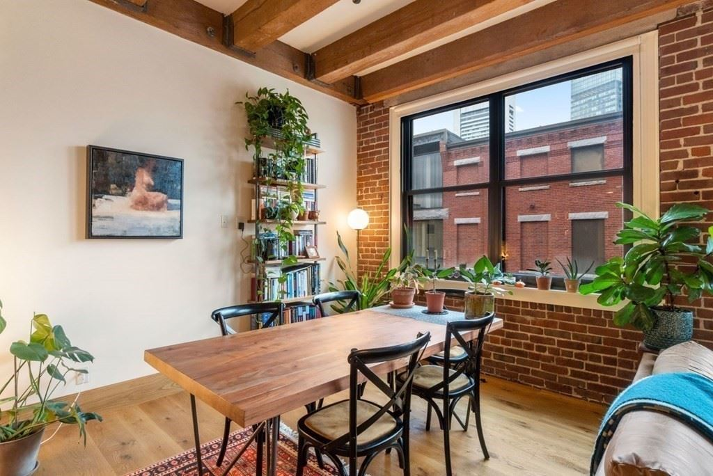 Photo of 33 SLEEPER ST #502, Boston, MA 02210 (MLS # 72769412)