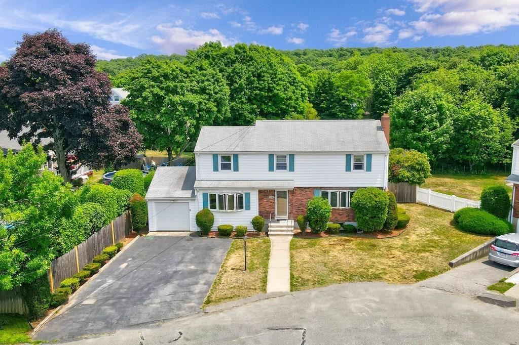 Photo of 2 MacArthur Terrace, Peabody, MA 01960 (MLS # 72687413)