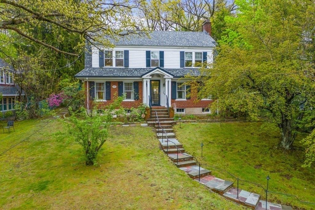 108 Beaumont Ave, Newton, MA 02460 - MLS#: 72826416
