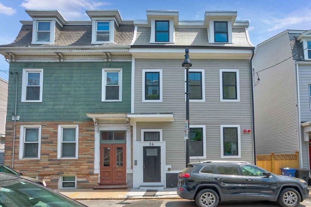 26 Parker St #3, Boston, MA 02129 - MLS#: 72843417