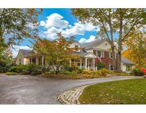Photo of 9 Hickory Hill Road, Manchester, MA 01944 (MLS # 72584419)