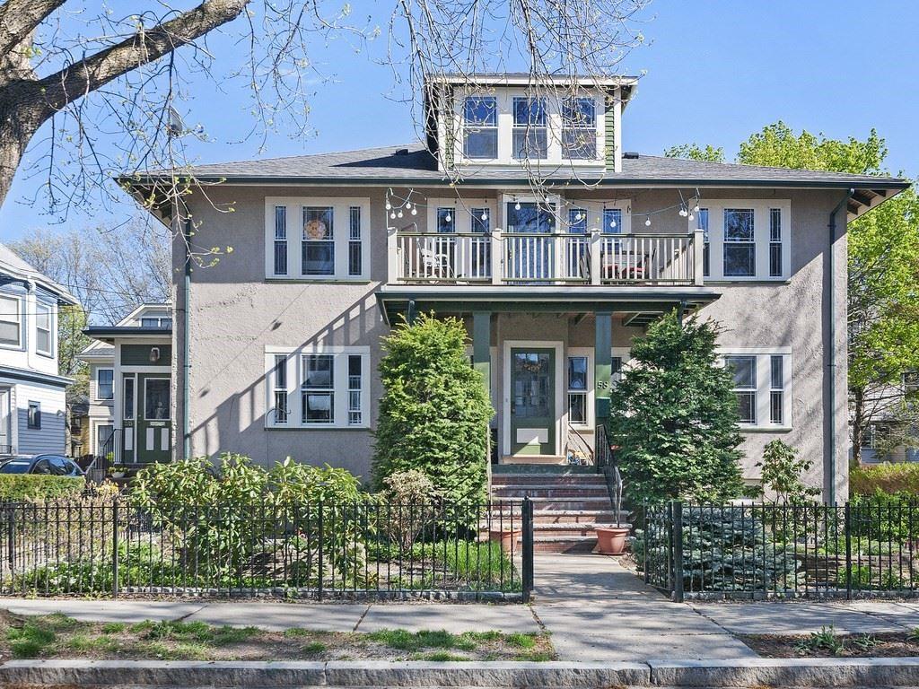 56 Verndale #56, Brookline, MA 02446 - MLS#: 72821422