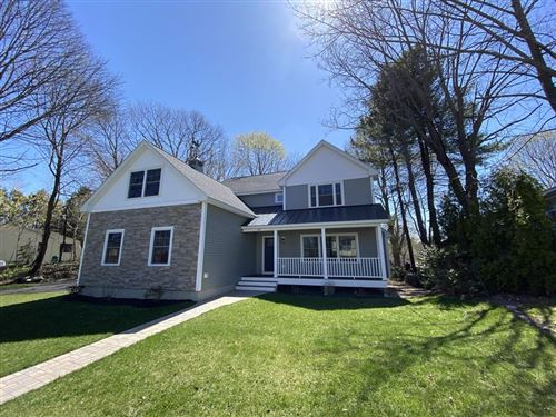Photo of 40 Overlook Road, Marblehead, MA 01945 (MLS # 72607424)