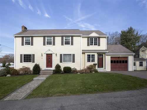 Photo of 56 Seaver Place, Wellesley, MA 02481 (MLS # 72761424)