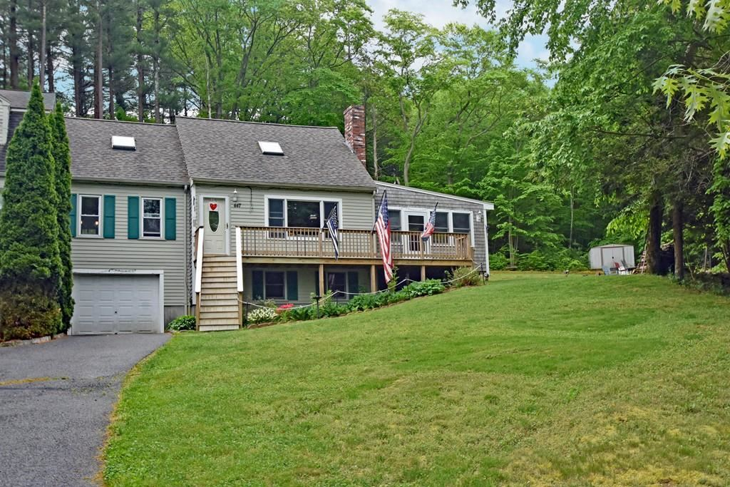 447 Clapp Rd #447, Scituate, MA 02066 - MLS#: 72663425