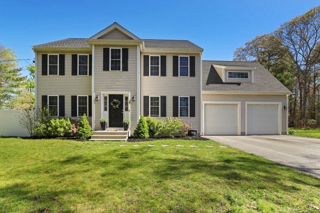 4 Park Ave, Plymouth, MA 02360 - MLS#: 72834429