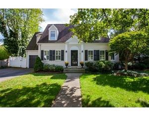 Photo of 15 Beverly Rd, Wellesley, MA 02481 (MLS # 72570431)