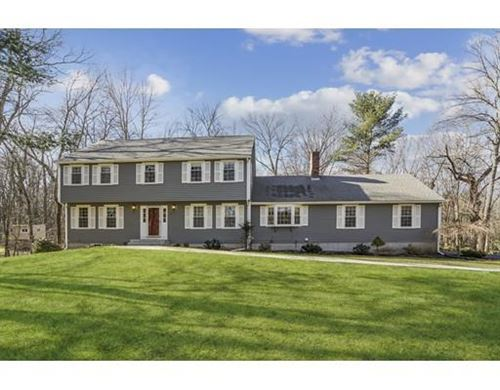 Photo of 73 Indian Hill Road, Medfield, MA 02052 (MLS # 72616434)