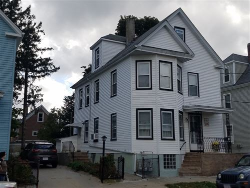 Photo of 358 EARLE STREET, New Bedford, MA 02746 (MLS # 72736435)