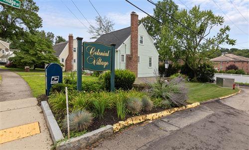 Photo of 11 Colonial Village Drive #6, Arlington, MA 02474 (MLS # 72898439)