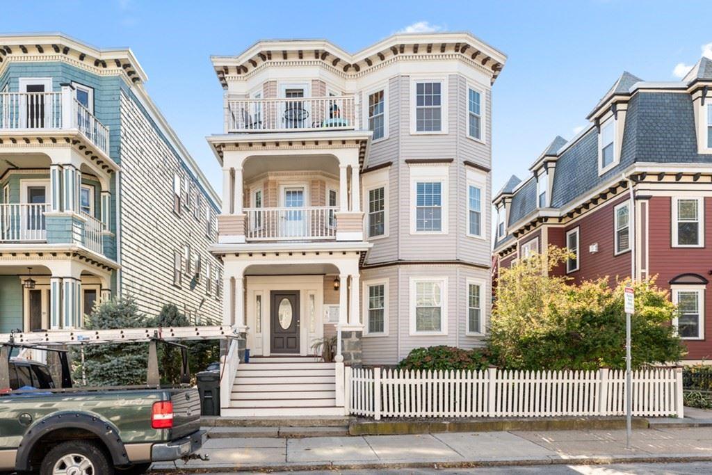 31 Mount Vernon St #2, Boston, MA 02125 - #: 72744439
