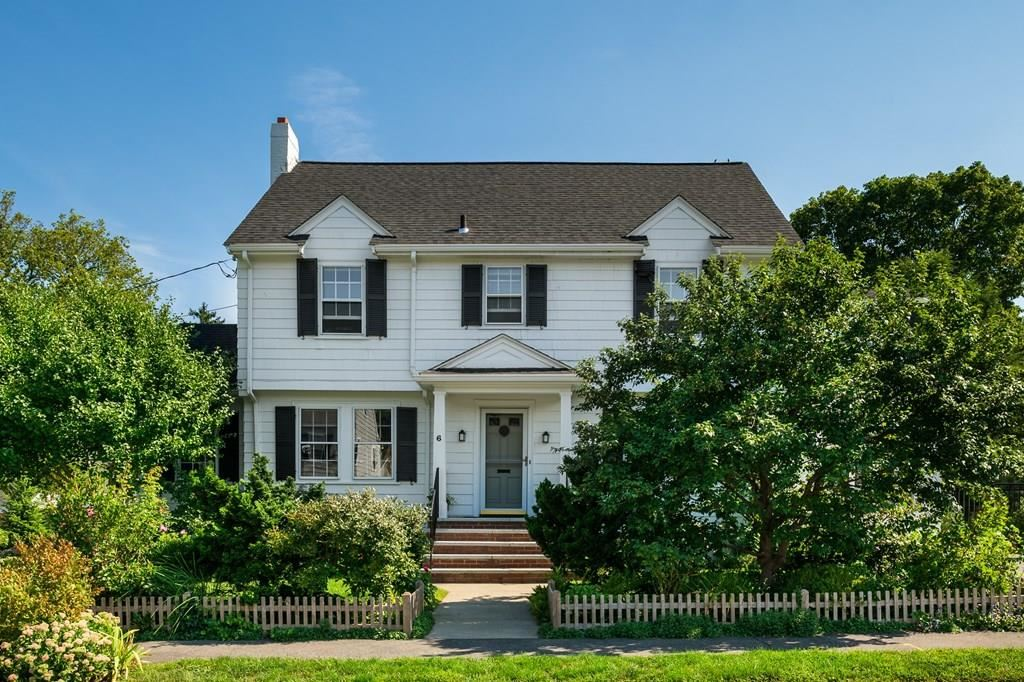 Photo of 6 Frothingham St, Milton, MA 02186 (MLS # 72725441)