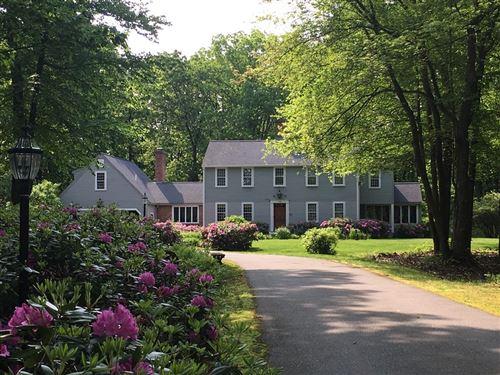 Photo of 318 Old Littleton Road, Harvard, MA 01451 (MLS # 72754444)