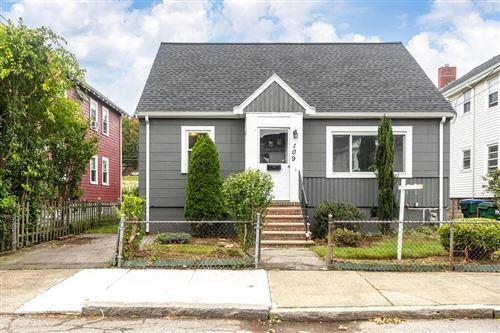 Photo of 109 Burget Ave, Medford, MA 02155 (MLS # 72897444)