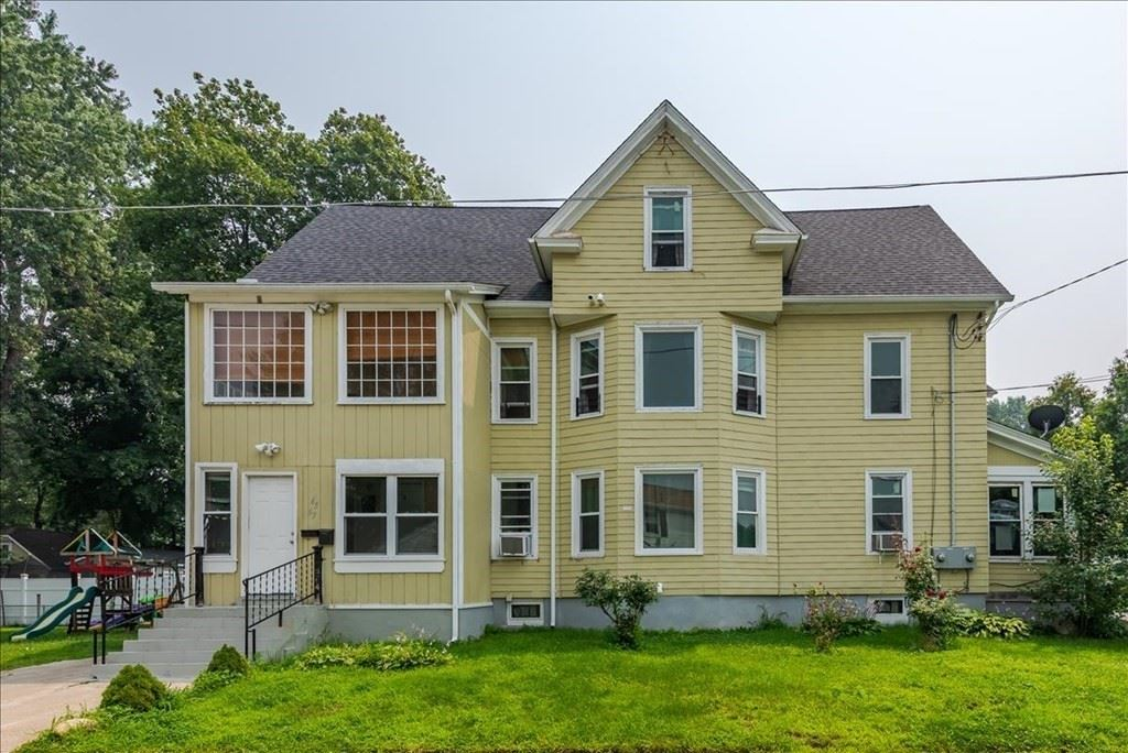 67 South Blvd, West Springfield, MA 01089 - #: 72872446