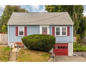 Photo of 11 Montview Ave, Waltham, MA 02451 (MLS # 72581450)