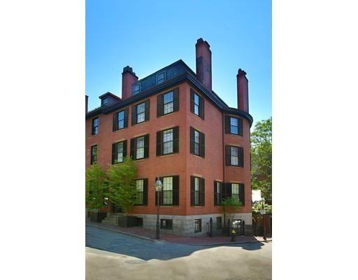 Photo of 8 Mt Vernon Pl, Boston, MA 02108 (MLS # 72561451)
