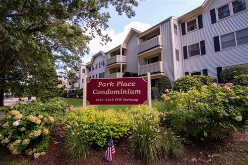 Photo of 1216 Vfw Pkwy #44, Boston, MA 02132 (MLS # 72899452)