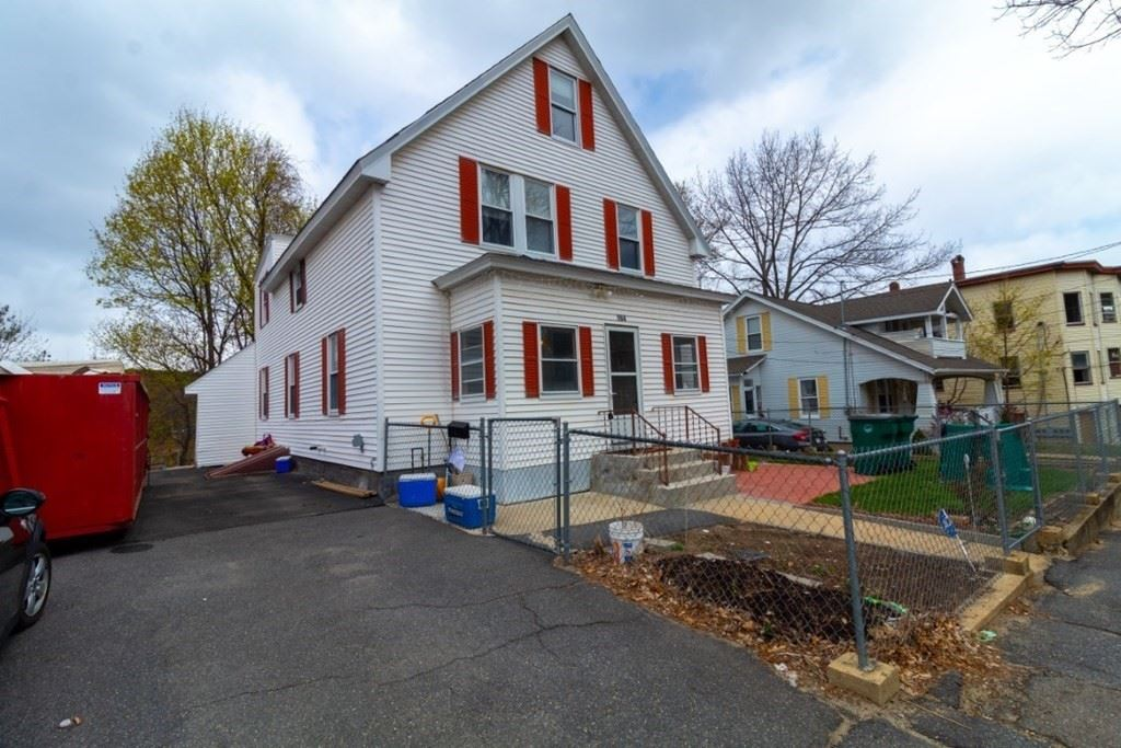 164 Plymouth Street, Fitchburg, MA 01420 - #: 72819454