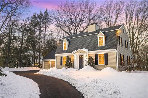 Photo of 55 Arnold Rd, Wellesley, MA 02481 (MLS # 72789460)