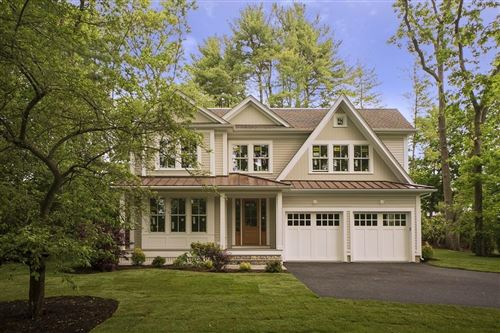 Photo of 37 Hickory Road, Wellesley, MA 02482 (MLS # 72667462)