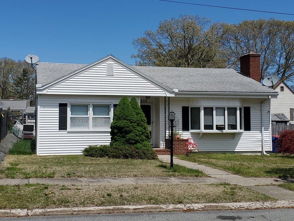 259 Jarry Street, New Bedford, MA 02745 - MLS#: 72833468