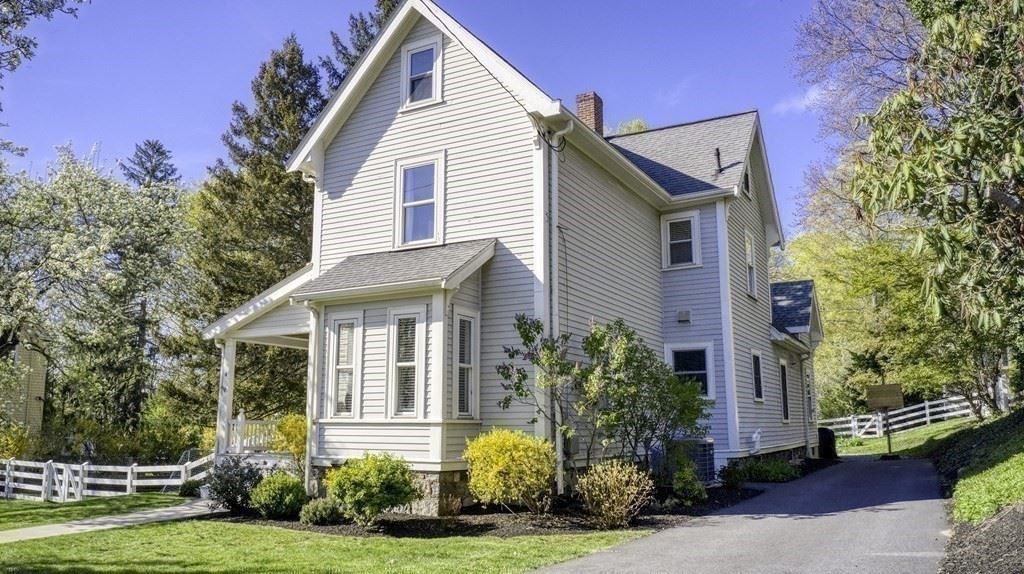 4 Madison Ave, Winchester, MA 01890 - #: 72824469