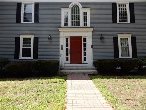 Photo of 55 West Street #4A, Medfield, MA 02052 (MLS # 72717470)