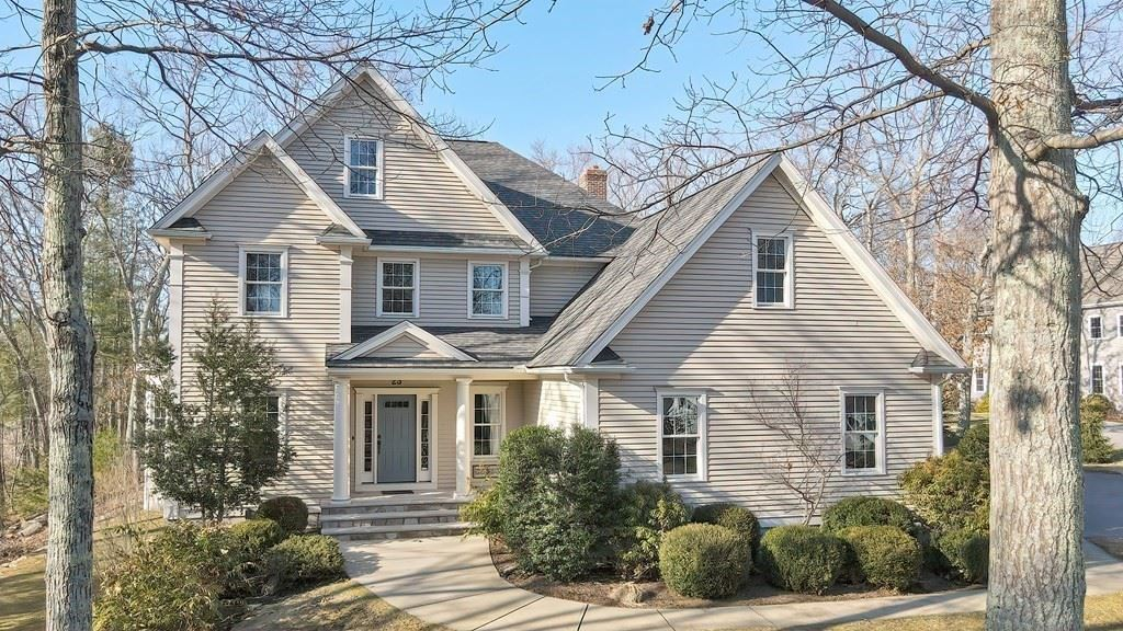 Photo of 23 Forest Park Drive, Holliston, MA 01746 (MLS # 72803481)