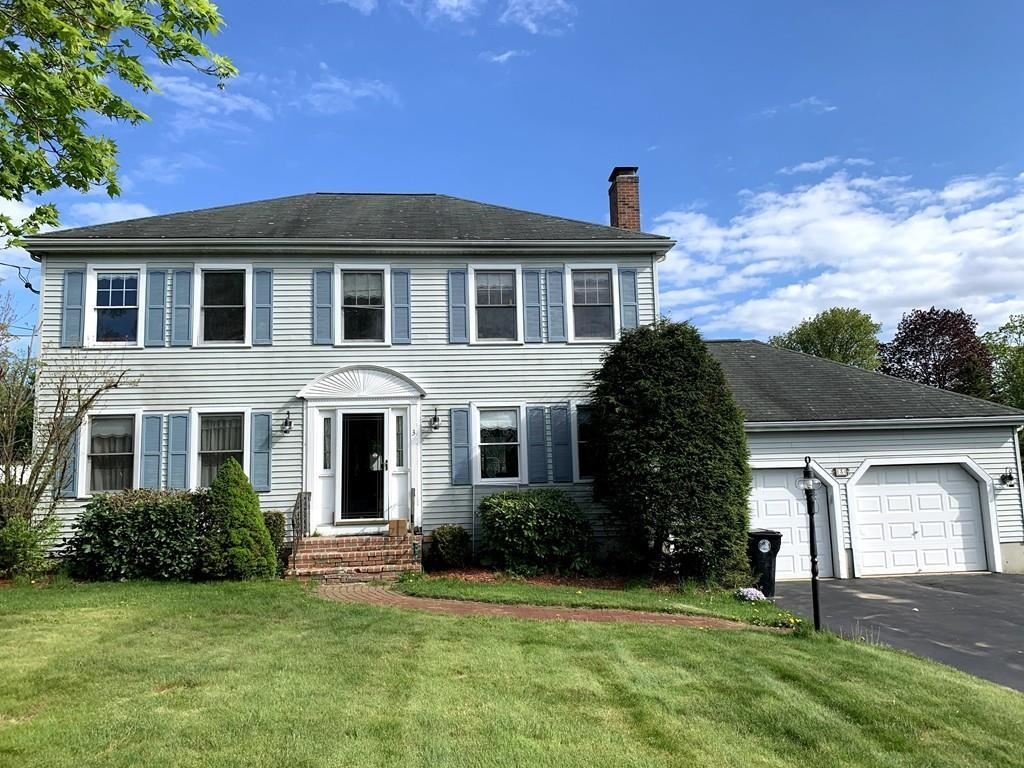 3 Oakdale Farm Rd, Whitman, MA 02382 - MLS#: 72663484