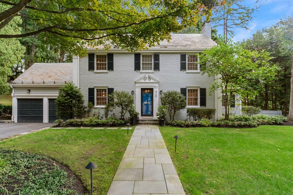 Photo of 72 Emerson Road, Wellesley, MA 02481 (MLS # 72731485)
