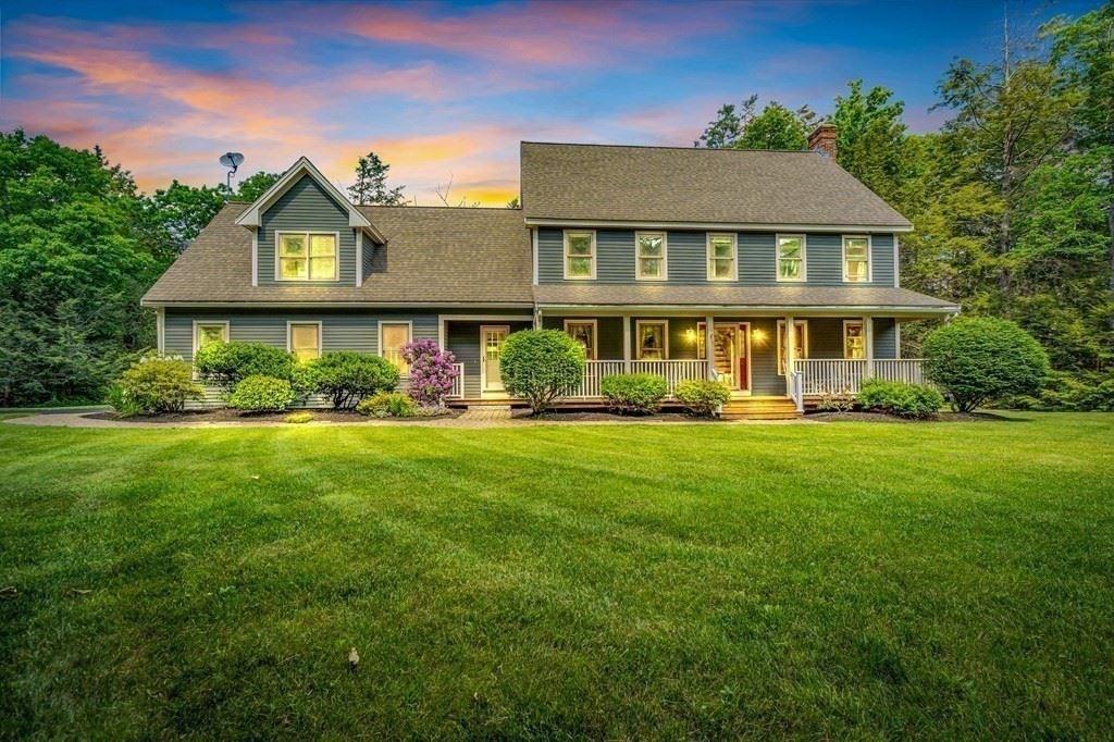 119 Sterling Rd, Princeton, MA 01541 - MLS#: 72845485