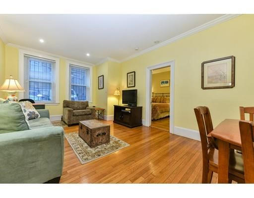 Photo of 86 Commonwealth Ave #GR, Boston, MA 02116 (MLS # 72591486)