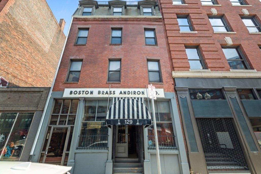 Photo of 129 North Washington  Street, Boston, MA 02114 (MLS # 72900486)
