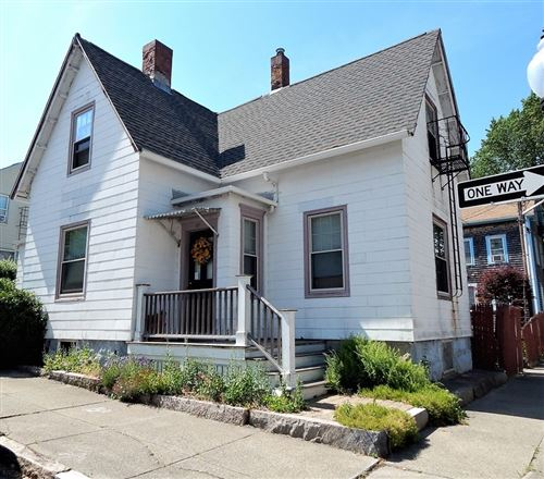 Photo of 49 SYCAMORE STREET, New Bedford, MA 02740 (MLS # 72849489)