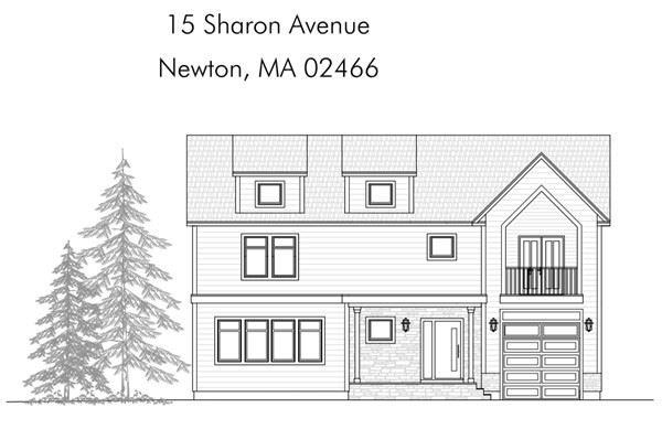 15 Sharon Ave #15, Newton, MA 02466 - MLS#: 72724489