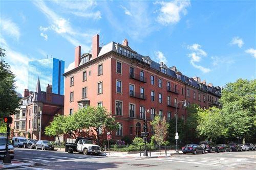Photo of 149 Beacon Street #1, Boston, MA 02116 (MLS # 72909492)