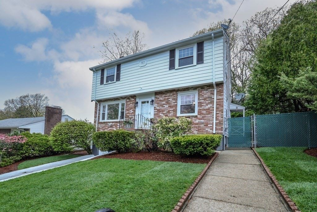 57 Sunset Hill Rd, Boston, MA 02132 - MLS#: 72826493